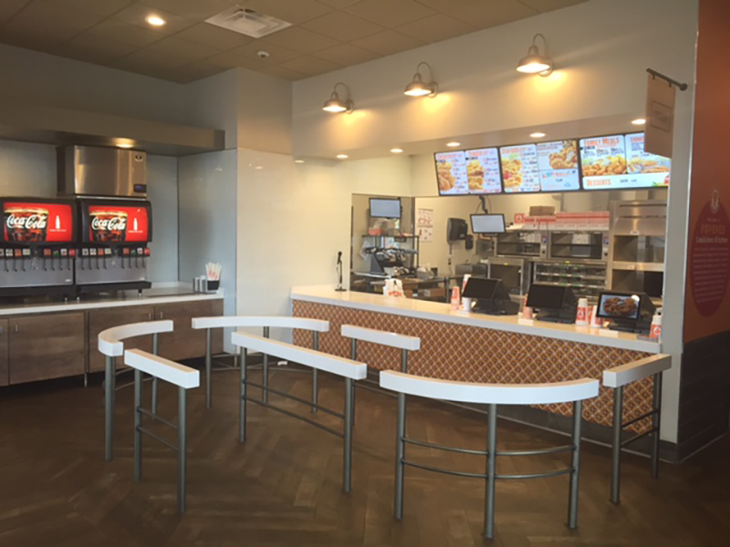 Burger King Design Concepts Interior Design For Burger King